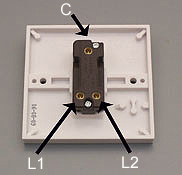 2way better182 how to replace a light switch made easy crabtree light switch wiring diagram at suagrazia.org