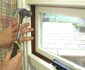 Diy Saving Energy Draught Proofing Casement Windows